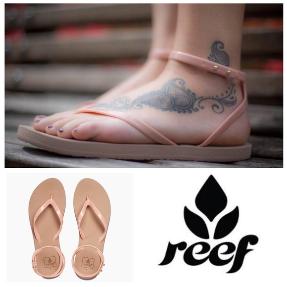 517996a008ef Reef Stargazer wrap sandal in dusty pink 10